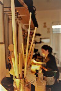 L'atelier - Les violons d'Adèle - Luthier Saumur